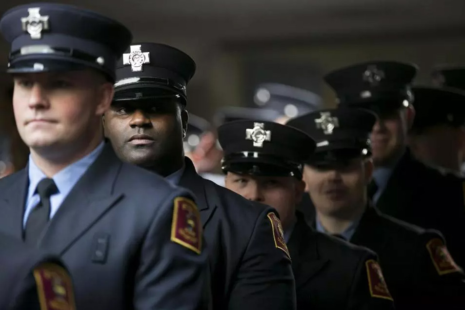 Boston fire's preference for veterans hurts minority hiring