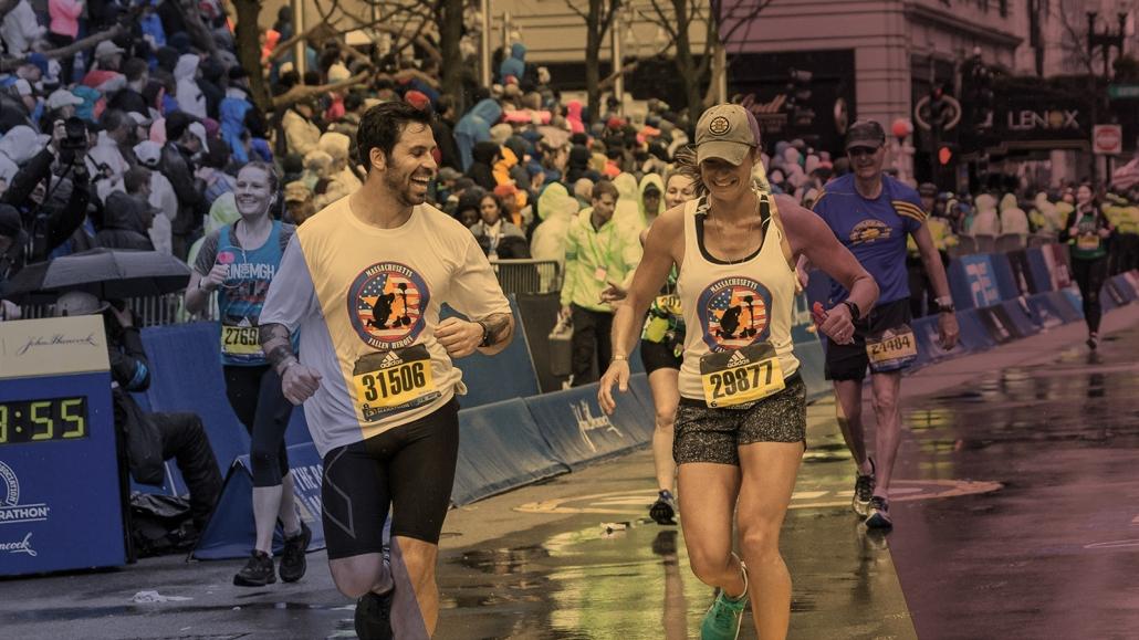 MFH Boston Marathon Platoon