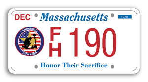 MFH Liscense Plate (with shadow)